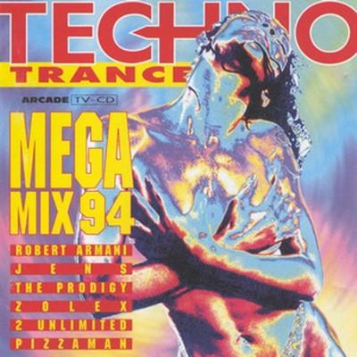 [The Unity Mixers] Techno Trance Megamix [1994]
