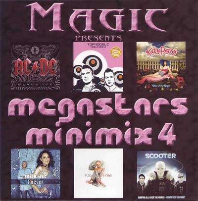 [Ruhrpott Records] Magic Megastars Minimix 04