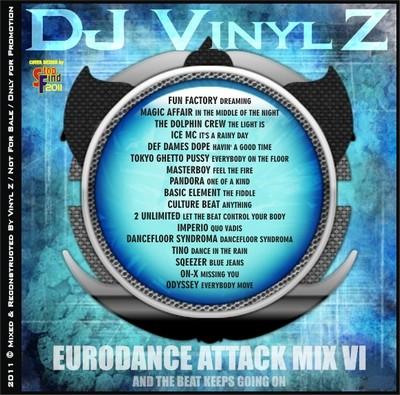 Vinyl Z - EU Mix volume VI