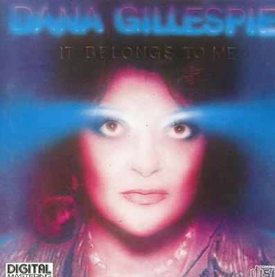 Dana Gillespie - It Belongs To Me [1985]