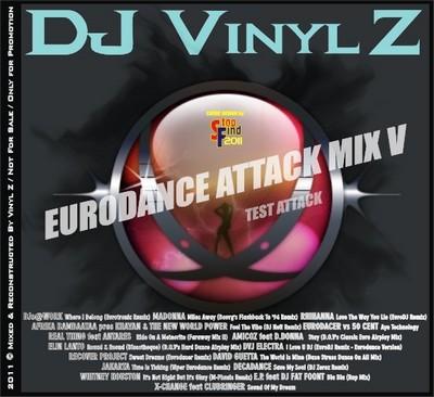 Vinyl Z - EU Mix volume V