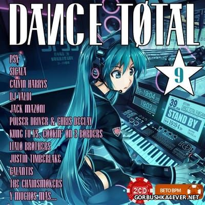 Dance Total 9 [2016] Mixed by Beto BPM