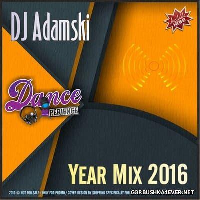 DJ Adamski - Yearmix 2016