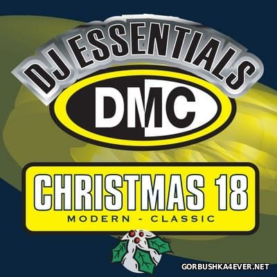 [DMC] DJ Essentials Christmas vol 18 [2016]