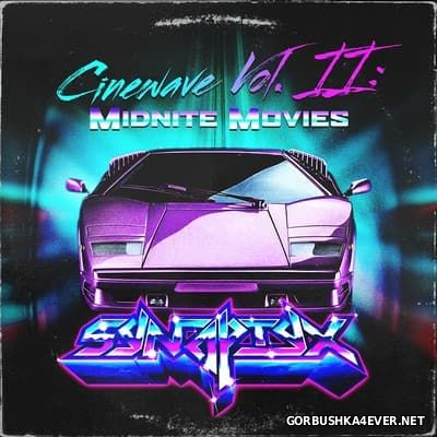 Synaptyx - Cinewave vol 2 (Midnite Movies) [2015]