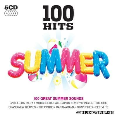 100 Hits - Summer [2010] / 5xCD