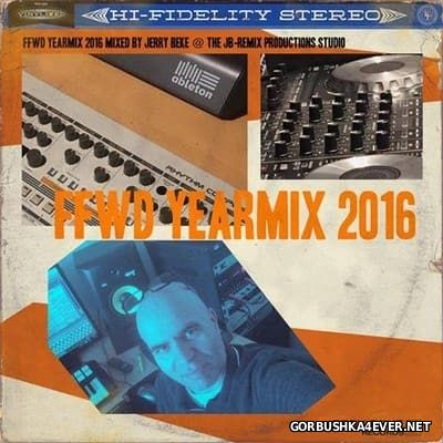 FFWD Jaarmix 2016 by Jerry Beke