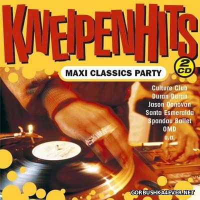 [Kneipen Hits] Maxi Classics Party [2006] / 2xCD