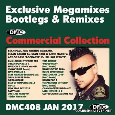 DMC Commercial Collection 408 [2017] January / 2xCD