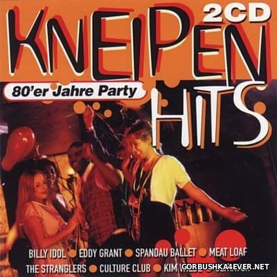 [Kneipen Hits] 80er Jahre Party [1998] / 2xCD