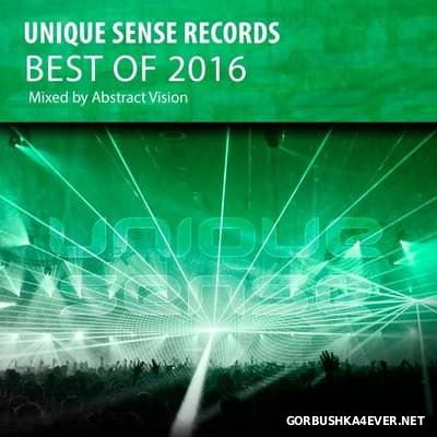 Unique Sense - Best Of 2016 [2017] Mixed by Abstract Vision