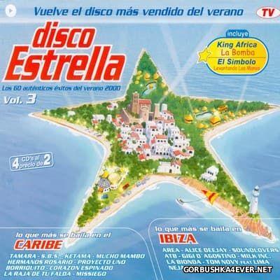 Disco Estrella vol 3 [2000] / 4xCD