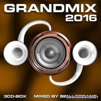 Grandmix 2016 [2017] / 3xCD / Mixed By Ben Liebrand