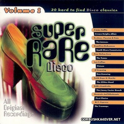 [Robbins] Super Rare Disco vol 1 [1997]