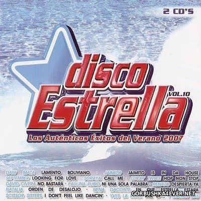 Disco Estrella vol 10 [2007] / 2xCD