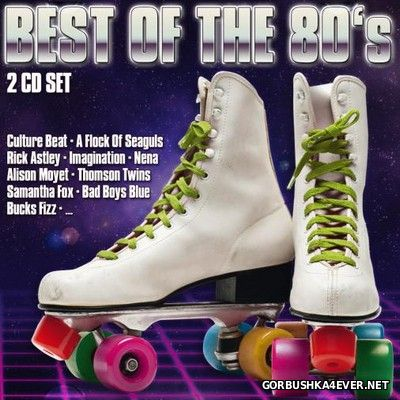 Best Of The 80's [2014] / 2xCD