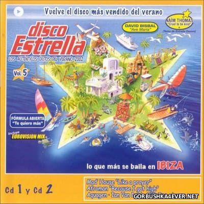 Disco Estrella vol 5 [2002] / 4xCD