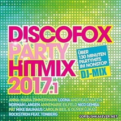 Discofox Party Hitmix 2017.1 [2017] / 2xCD