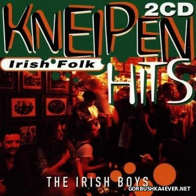 [Kneipen Hits] Irish Folk (The Irish Boys) [1998] / 2xCD