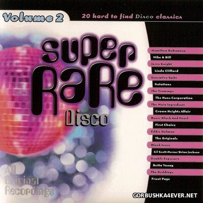 [Robbins] Super Rare Disco vol 2 [1997]