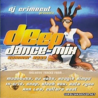 DJ Crimecut - Deep Dance-Mix Summer [2003]