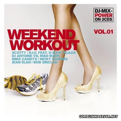 Weekend Workout vol 1 [2014] / 2xCD