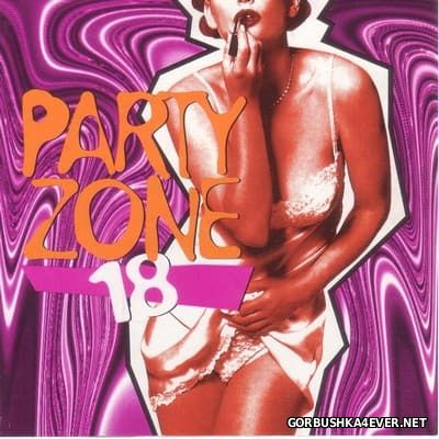 [MTV] Party Zone vol 18 [1996]