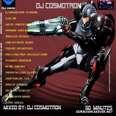 DJ Cosmotron - Enero NRG Mix 2017.1