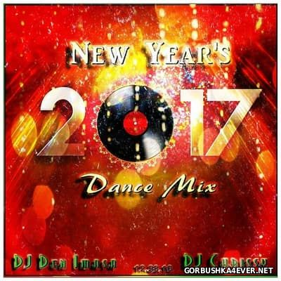 DJ Den Imasa & DJ Chrissy - New Year's Dance Mix 2017 [2016]