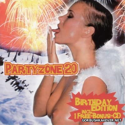 [MTV] Party Zone vol 20 [1996] Special X-Mas Edition / 2xCD