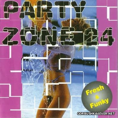 [MTV] Party Zone vol 24 [1997] Fresh & Funky