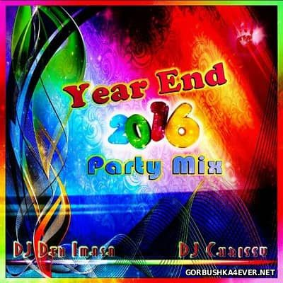DJ Den Imasa & DJ Chrissy - Year End Party Mix 2016
