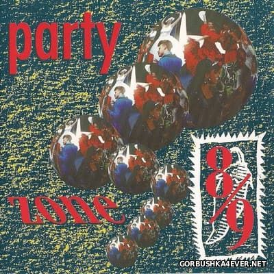 [MTV] Party Zone vol 08 & 09 [1994] / 2xCD