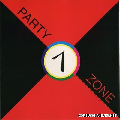 [MTV] Party Zone vol 01 [1992]