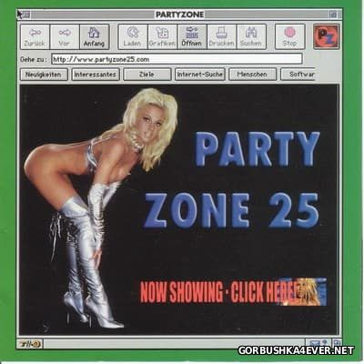 [MTV] Party Zone vol 25 [1998]