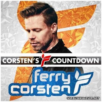 Ferry Corsten - Yearmix 2016 (Corsten's Countdown 496)