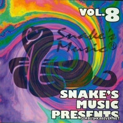 [Snake's Music] Snake's Music Presents vol 08 [1995]