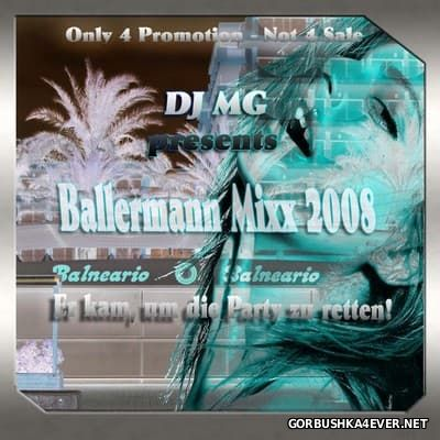 DJ MG - Ballermann Mixx 2008