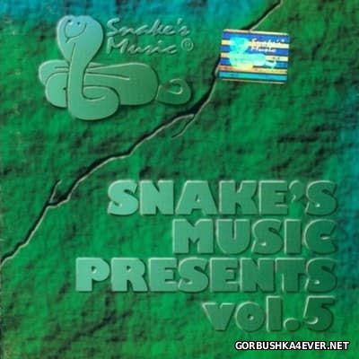 [Snake's Music] Snake's Music Presents vol 05 [1995]