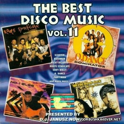[Snake's Music] The Best Disco Music vol 11 [1995]