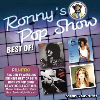 Ronny's Pop Show - Best Of [2017] / 3xCD