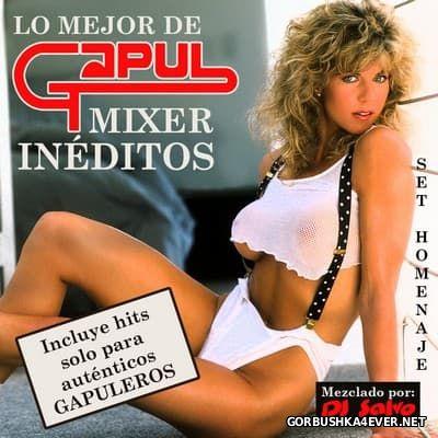 DJ Salvo - Lo Mejor de Gapul Mixer Ineditos [2017]