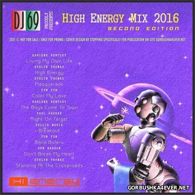 DJ 69 - High Energy Mix 2016.2