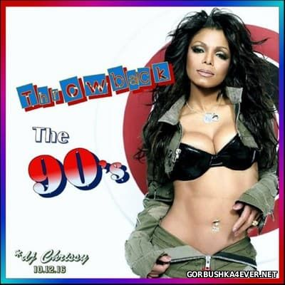 DJ Chrissy - Throwback 90s [2016]