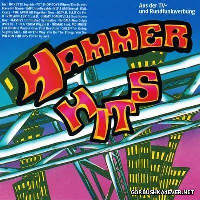 VA - Hammer Hits [1991] / 2xCD