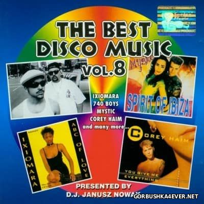 [Snake's Music] The Best Disco Music vol 08 [1995]