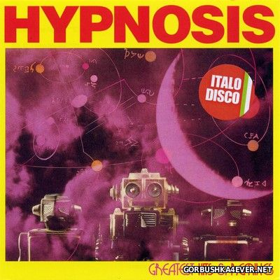 Hypnosis - Greatest Hits & Remixes [2016] / 2xCD