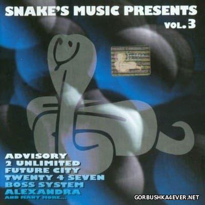 [Snake's Music] Snake's Music Presents vol 03 [1995]
