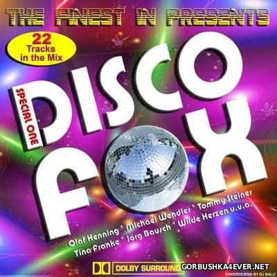 VA - The Finest In presents Disco Fox (Special One) [2006] by Mixchef