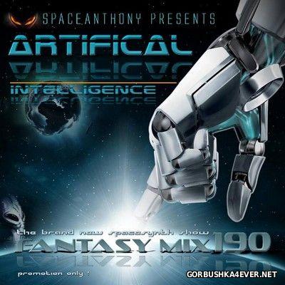 Fantasy Mix vol 190 - Artifical Intelligence [2017]